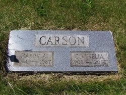 Harry August Carson