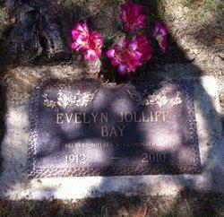 Evelyn Evie <i>Jolliff</i> Bay