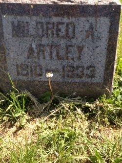 Mildred Anne Artley
