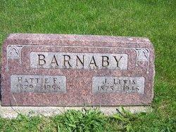 Hattie E <i>Chappel</i> Barnaby