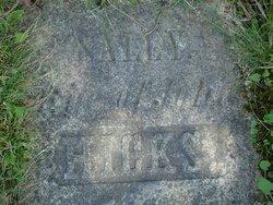 Sarah Sally <i>Rugg</i> Hicks