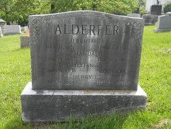 Henry P Alderfer
