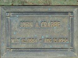 John A Crabbe