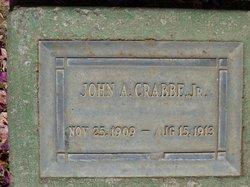 John A Crabbe, Jr