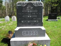 Abbie A <i>Clark</i> Cross