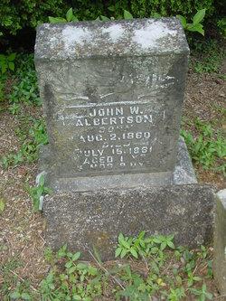 John W. Albertson
