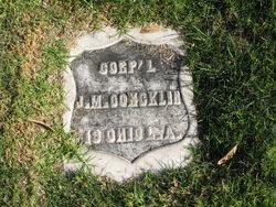 Corp John Marcus Concklin, Sr