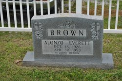 Alonzo Everett Brown