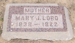 Mary J. Lord