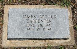 James Arthur Carpenter