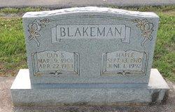 Maple <i>Leftwich</i> Blakeman