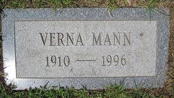 Verna <i>Osgood</i> Mann