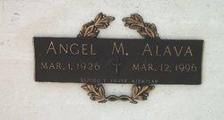 Angel M Alava