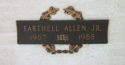 Earthell Allan, Jr