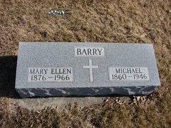 Mary Ellen <i>Clark</i> Barry
