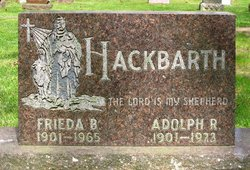 Adolph R. Hackbarth