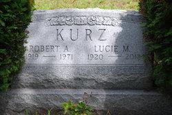 Lucie M. <i>Scherf</i> Kurz