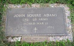 John Squire Adams