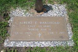Albert E. Barthold