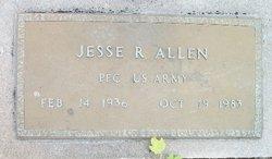 Jesse R Allan