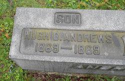 Hugh B Andrews