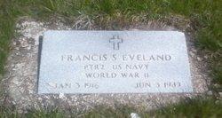 Francis S Eveland
