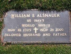 William Edmund Alsnauer