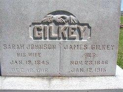 Sarah <i>Johnson</i> Gilkey