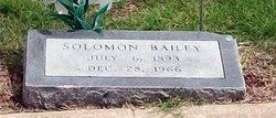 Soloman Bailey