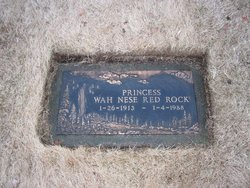 Princess Wah Nese Red Rock