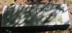 Ezra Barton