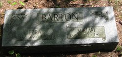 Miriam Barton