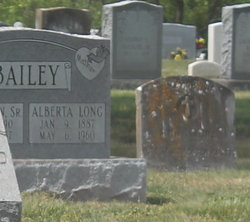 Alberta Marie Vertie <i>Long</i> Bailey