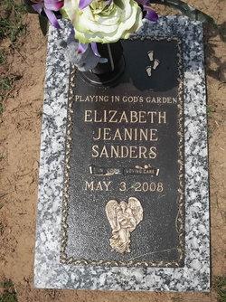 Elizabeth Jeannine Sanders