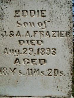 Eddie Frazier