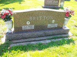 Ila Mae <i>Burton</i> Britton