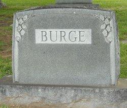 Margaret O <i>Johnson</i> Burge