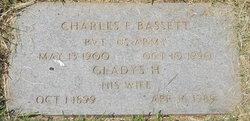 Gladys H Bassett