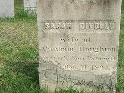 Sarah <i>Divoll</i> Houghton