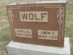 Pvt John Wolf