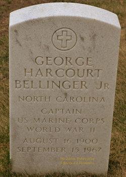 George Harcourt Bellinger, Jr