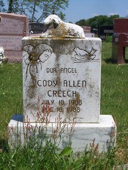 Cody Allen Creech