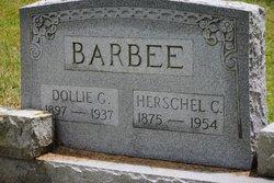 Dollie Lou <i>Gill</i> Barbee