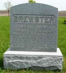 Mary Ellin <i>Cram</i> Brewster