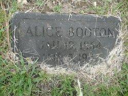 Alice Booton
