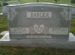 Mattie Lorine <i>Payne</i> Barger