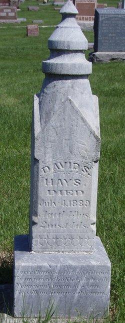 David Sturret Hays