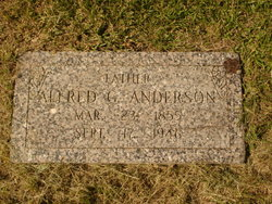 Alfred G. Anderson