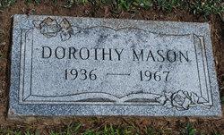 Dorothy <i>Arris</i> Mason