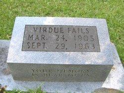 Virdue <i>Cockrell</i> Fails